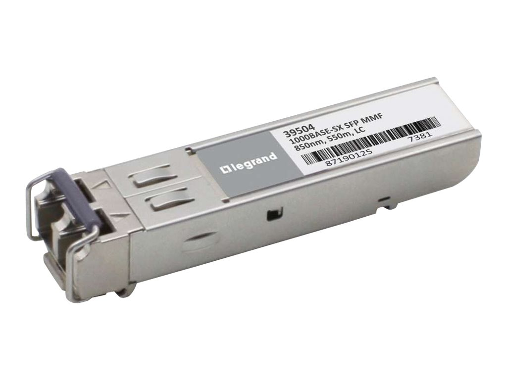 C2G Avaya Nortel AA1419048-E6 1000Base-SX MMF SFP (Mini-GBIC) Transceiver, 39499, 30650848, Network Transceivers