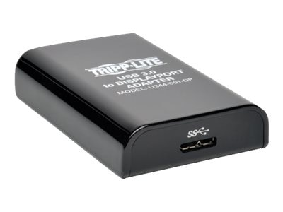 Tripp Lite USB 3.0 to Displayport Video Adapter, U344-001-DP