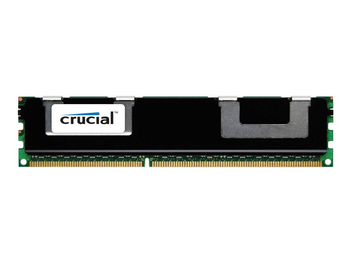 Crucial 16GB PC3-14900 240-pin DDR3 SDRAM DIMM, CT16G3ERSDD4186D, 16314151, Memory