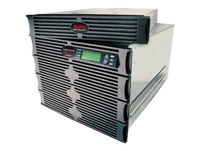 APC Symmetra Rackmount 4kVA Scalable to 6kVA N+1 with 208 to 120V Step-down Transformer