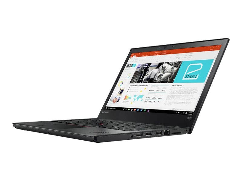 Lenovo TopSeller ThinkPad T470 2.8GHz Core i7 14in display, 20HD0057US
