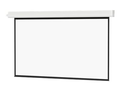 Da-Lite Advantage Electrol Projection Screen, Matte White, 16:10, 109 with RS232 Control