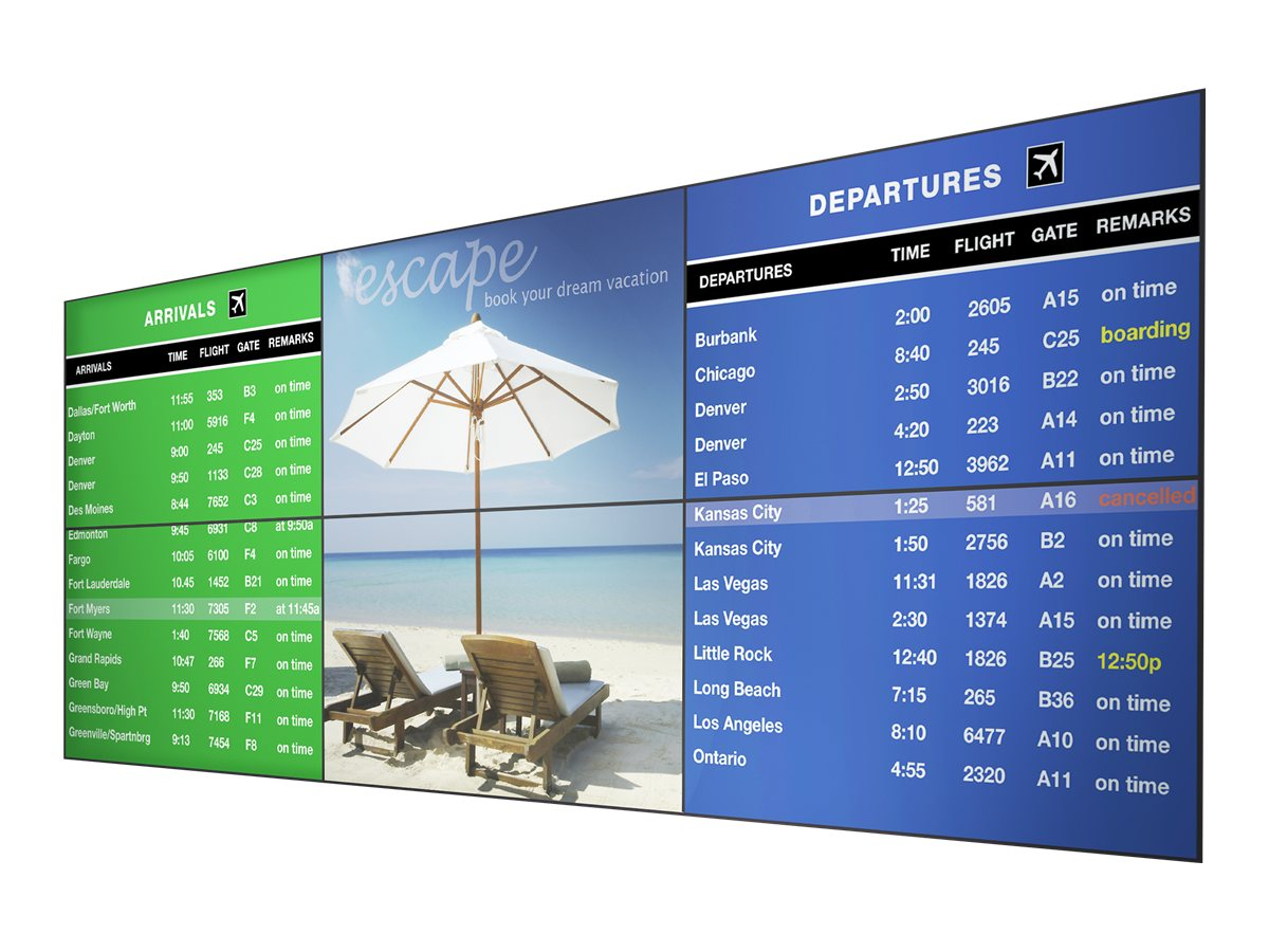 Planar 46 LX46 Clarity Matrix Display module for Video Wall with ERO, 997-6278-02, 14717432, Monitors - Large-Format LCD