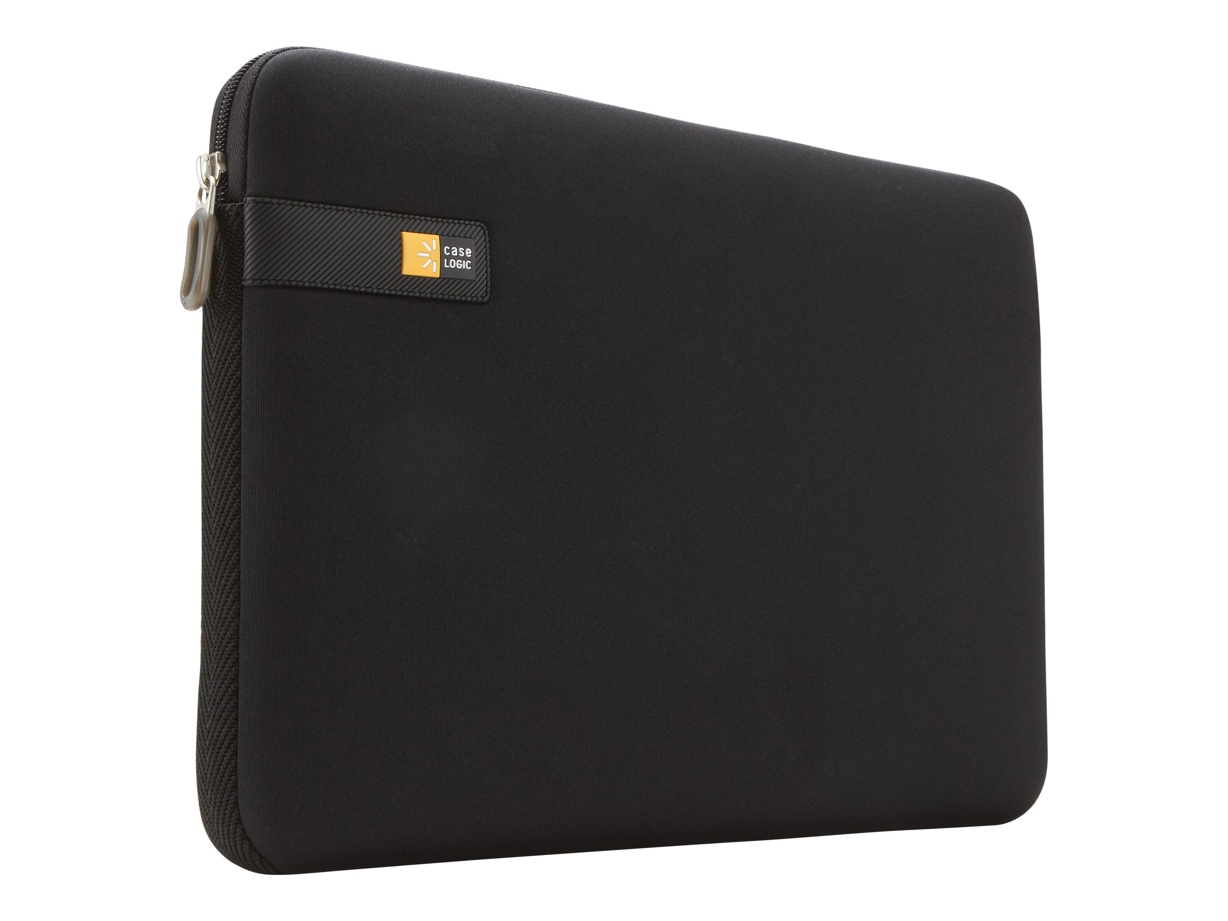Case Logic 16 Laptop Sleeve, Black, LAPS-116black, 12575881, Protective & Dust Covers