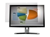 3M AG 22.0W Anti-Glare Filter for 22 Displays, AG240W1B, 30682962, Monitor & Display Accessories
