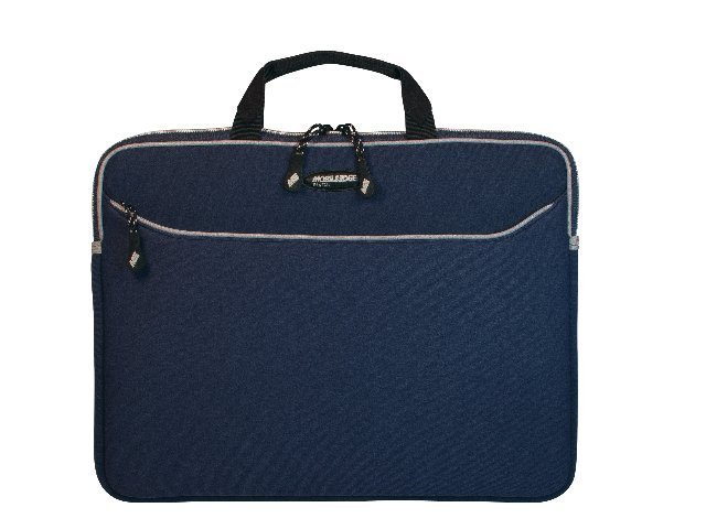 Mobile Edge SlipSuit for 17 MacBook Pro Edition - Navy, MESSM3-17, 7890616, Carrying Cases - Notebook