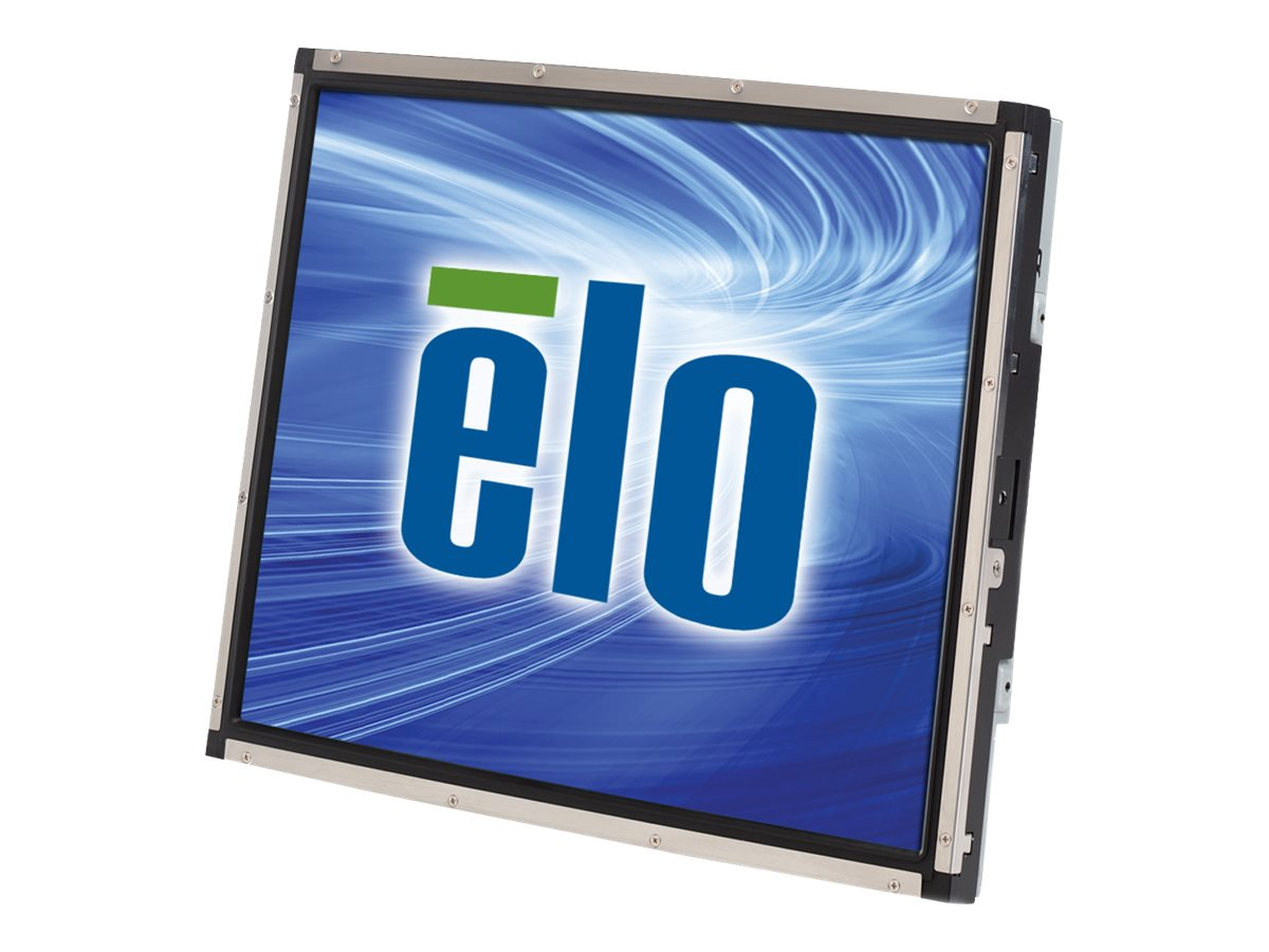 ELO Touch Solutions 15 1537L Open Frame XGA LCD Monitor with SecureTouch, Black