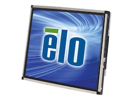 ELO Touch Solutions 15 1537L Open Frame XGA LCD Monitor with SecureTouch, Black, E731919, 18573616, Monitors - LCD
