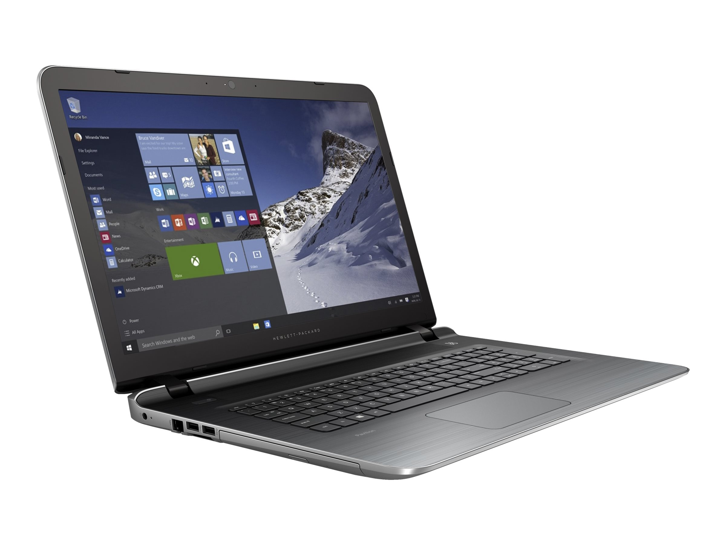 HP Pavilion 17-G140nr Notebook PC, N5P44UA#ABA