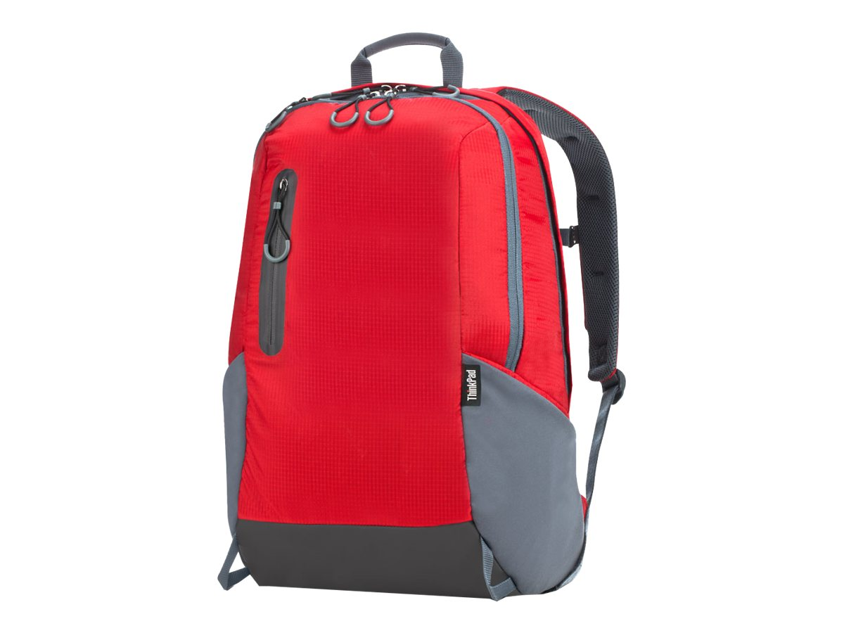 Lenovo Thinkpad Active Backpack, Large, 4X40E77336, 21565617, Carrying Cases - Notebook