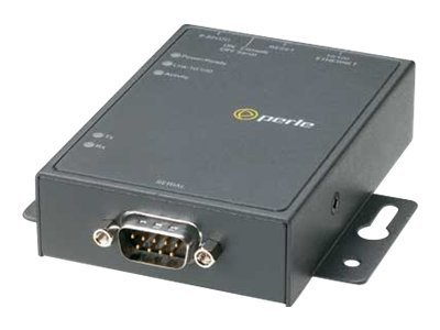 Perle IOLAN DS1T DB9 TB 1-port Device Server RS232 RS422 RS485 Terminal Power, 04030980, 12526851, Remote Access Servers