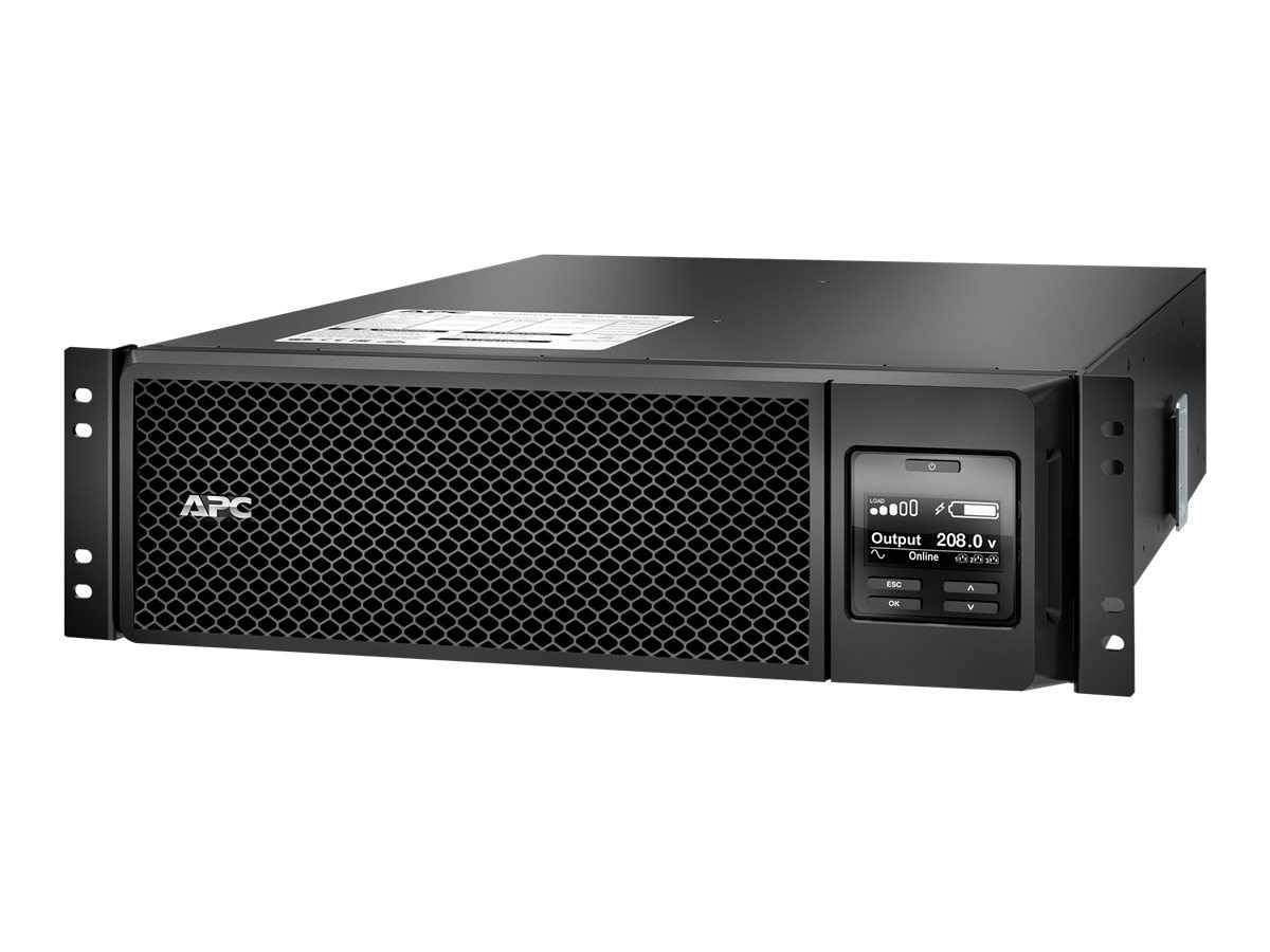 APC Smart-UPS SRT5000VA RM 208V IE, SRT5KRMXLT-IEC