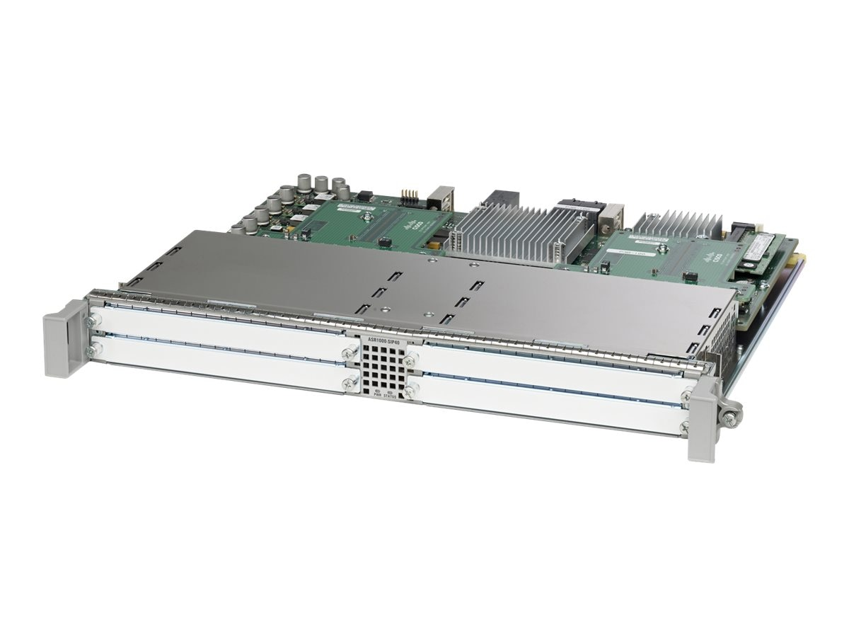 Cisco ASR1000 SPA I F PROC 40 expans
