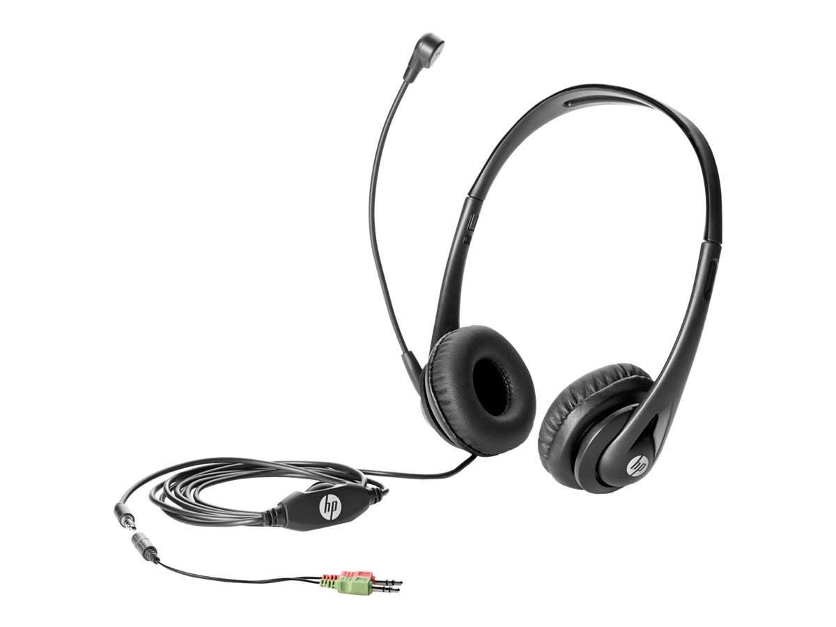 HP Promo Business Headset v2, T4E61AT
