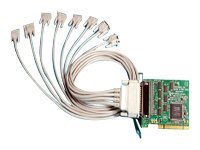 Brainboxes 8-port UPCI RS232 Serial Card, UC-279-001, 14491058, Controller Cards & I/O Boards