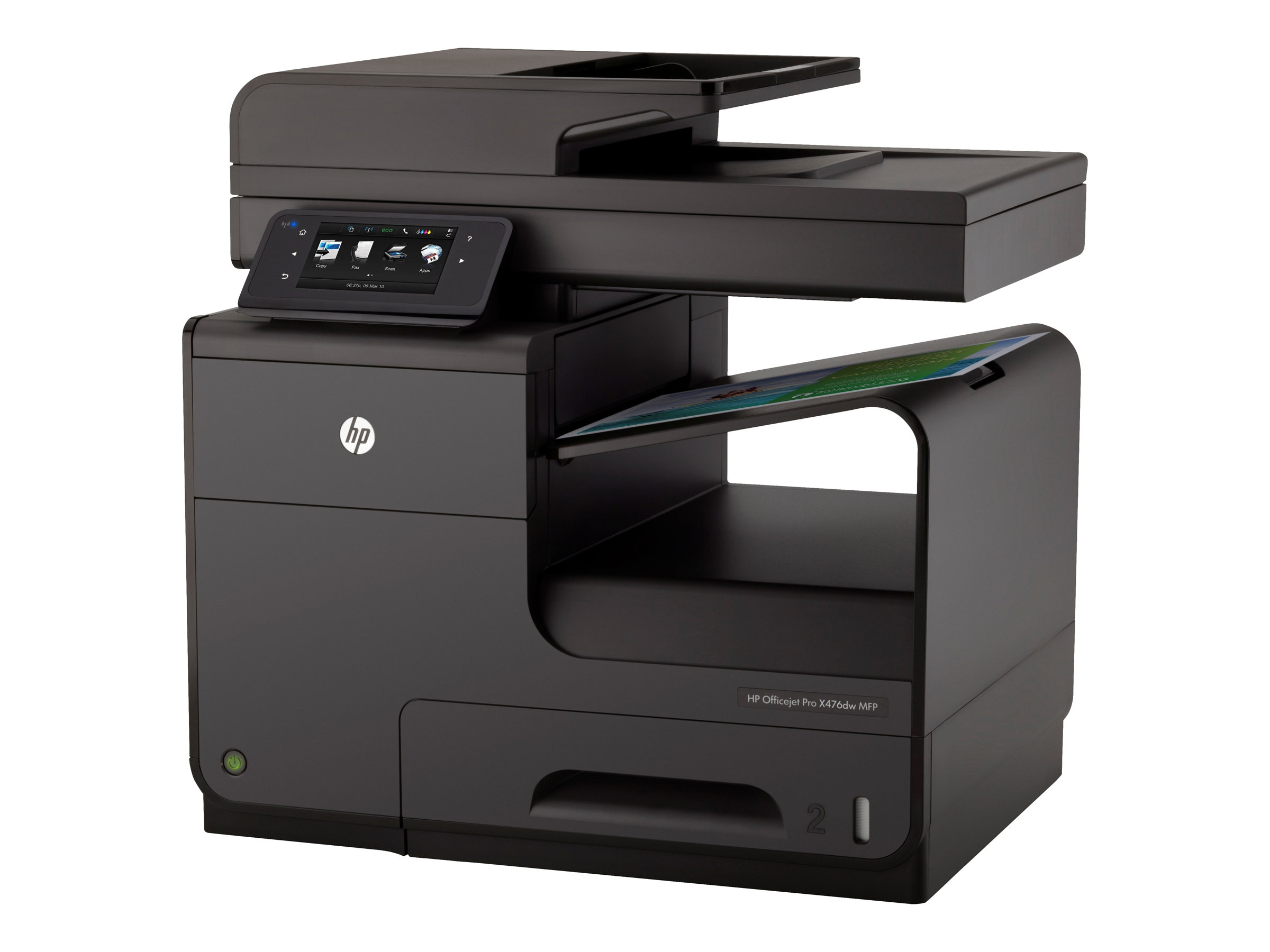 HP Officejet Pro X Series X 476dw Color MFP, CN461A#B1H, 15056779, MultiFunction - Ink-Jet