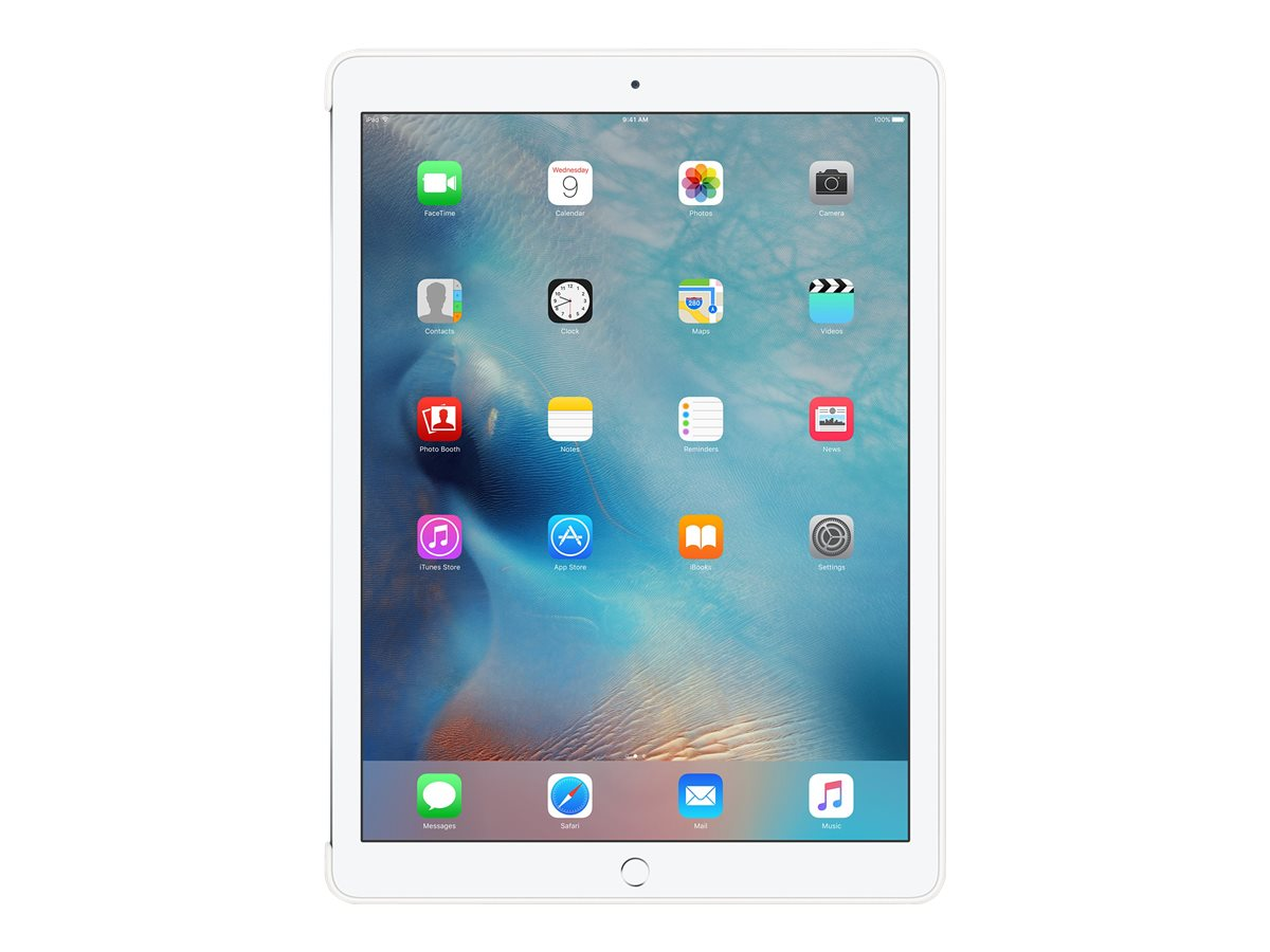 Apple Silicone Case for iPad Pro 12.9, White, MK0E2ZM/A, 30769620, Carrying Cases - Tablets & eReaders