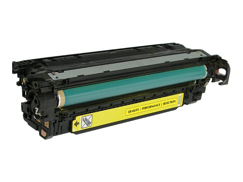 West Point CE402A Yellow Toner Cartridge for HP, CE402A/200567P, 16774991, Toner and Imaging Components