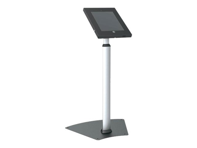 Pyle Tamper-Proof Anti-theft iPad Kiosk Security Public Floor Stand