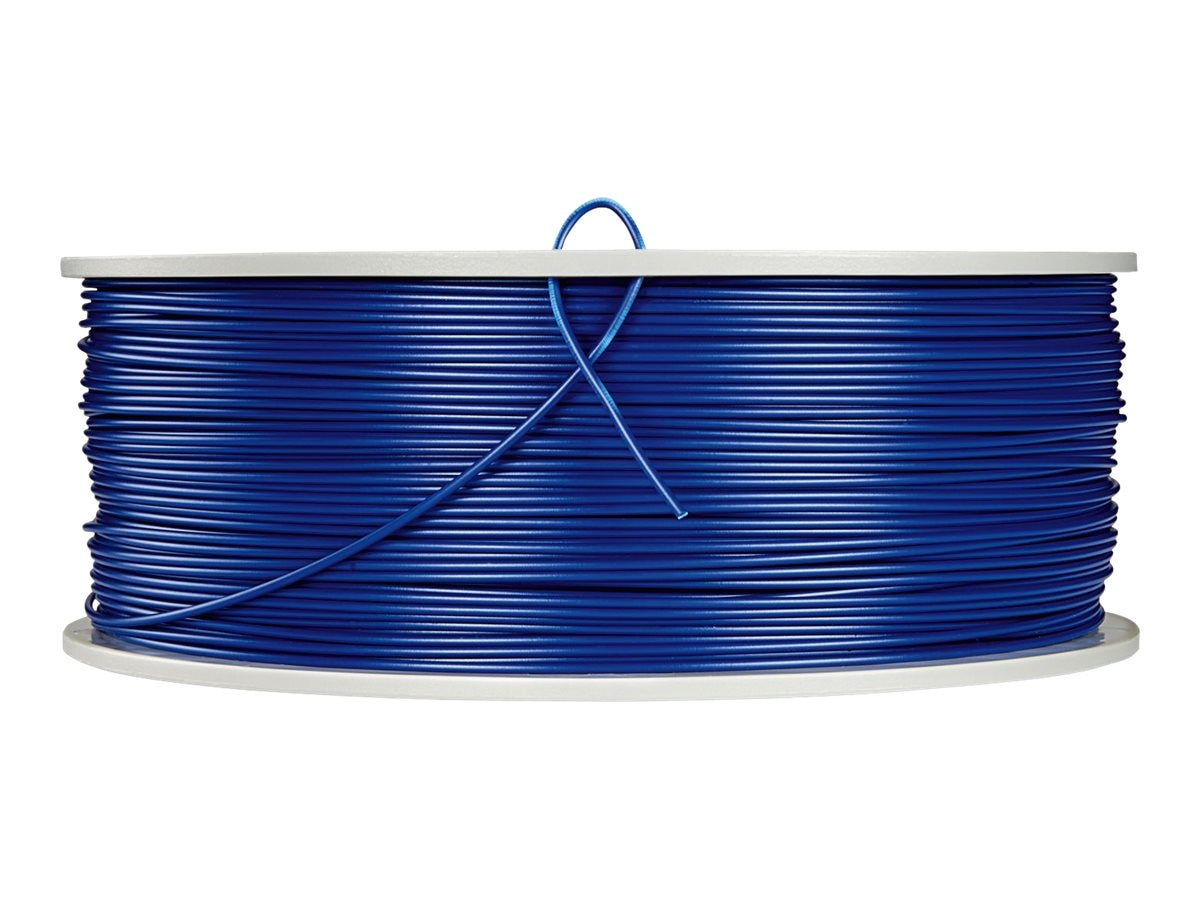 Verbatim Blue 1.75mm ABS 3D Filament 1KG Reel, 55002