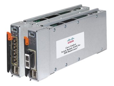 IBM Catalyst Switch Module 3110G for IBM BladeCenter, 00Y3254, 15703260, Network Switches