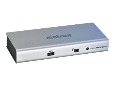 Matrox Matrox MXO2 Dock, MXO2DOCK, 16200509, Video Editing Hardware