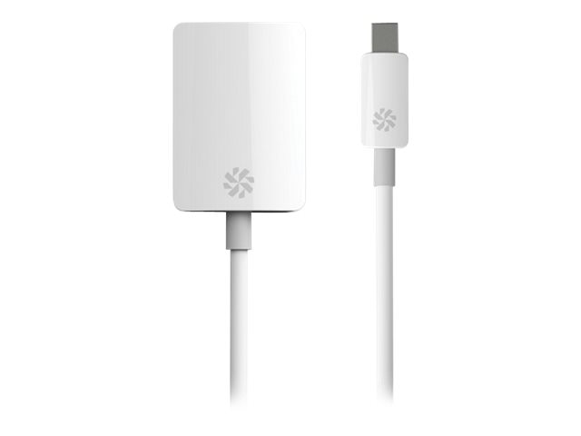 Kanex Mini DisplayPort to HDMI Adapter with 4K Support, White