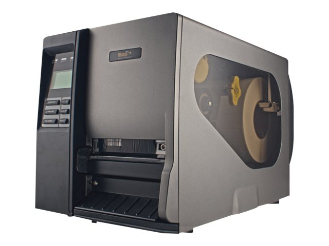 Wasp WPL612 Industrial Barcode Printer w  300 dpi Resolution