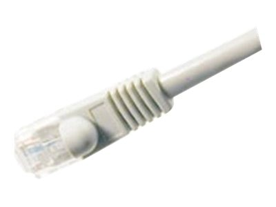 Comprehensive Cat6 550Mhz Snagless Patch Cable, White, 14ft