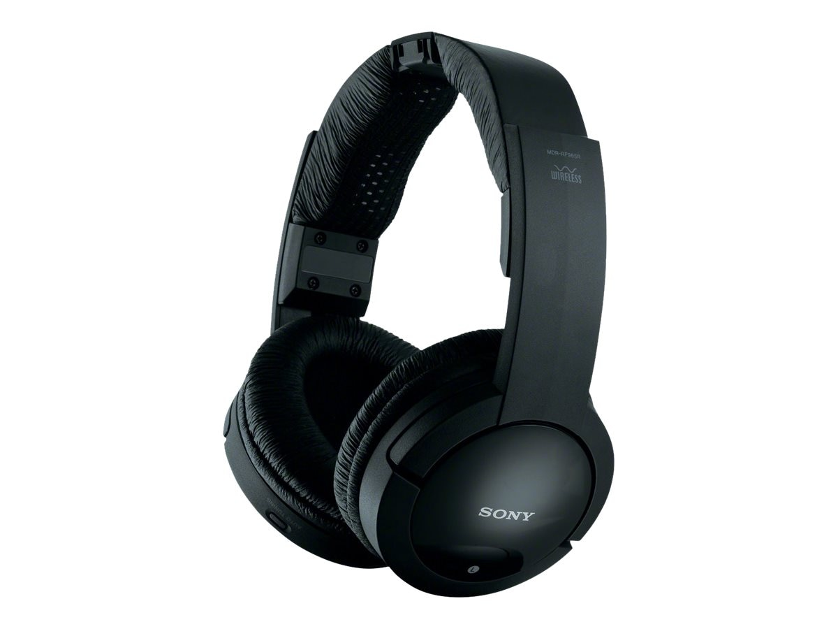 Sony Wireless RF Headphones, MDRRF985RK