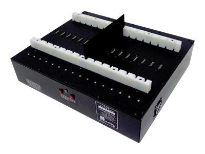 Datamation 16-Bay Battery Charger