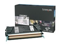 Lexmark Black Toner Cartridge for C522 C524 C53x Series Printers