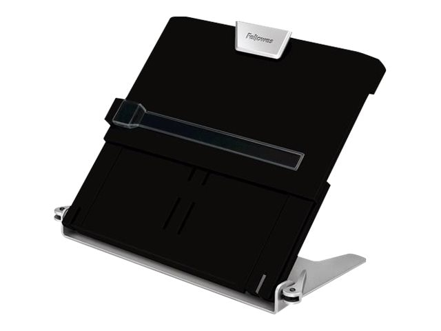 Fellowes In-Line Document Holder, Foldable, 12x8x2-1 2, Black