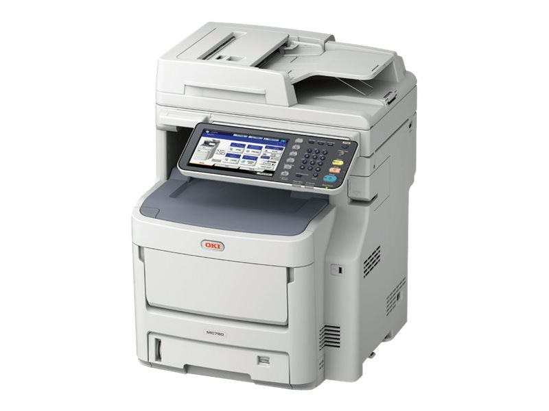 Oki MC780+ Color MFP