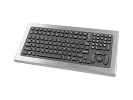iKEY Stainless Steel Hazardous Environment Keyboard, DT-5K-IS, 16426031, Keyboards & Keypads