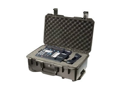 Pelican Storm iM2500 Foam-Padded Carry On Case, Black, IM2500-00001, 13334641, Carrying Cases - Other
