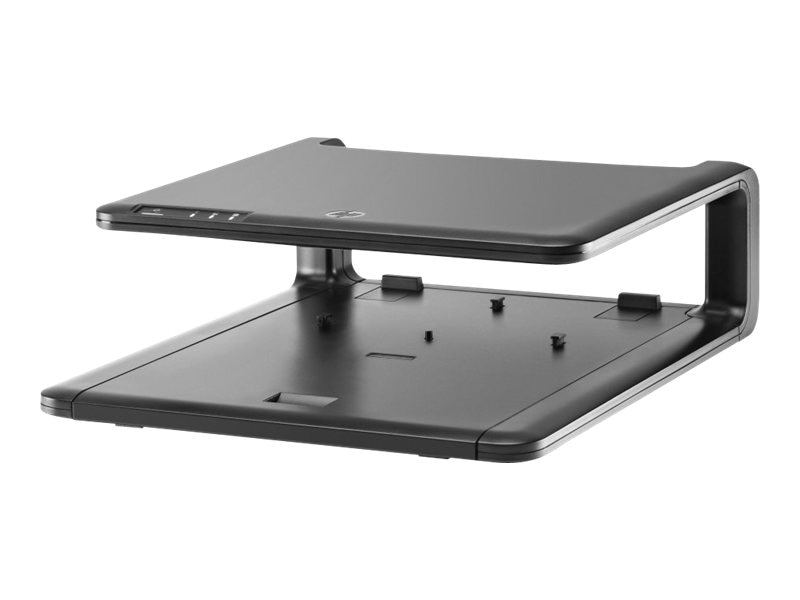 HP LCD Monitor Stand, QM196AA, 12875550, Stands & Mounts - AV