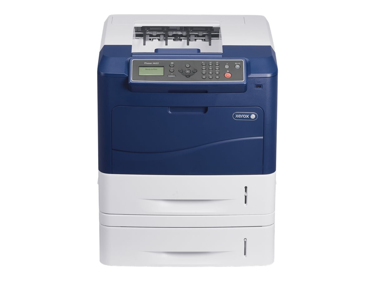 Xerox Phaser 4622 DT Black & White Laser Printer, 4622/DT, 17062654, Printers - Laser & LED (monochrome)