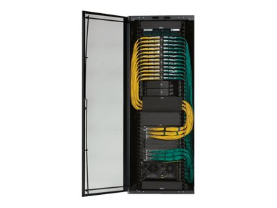 Panduit Heavy Copper Pre-Configured Physical Infrastructure for Cisco Cat 6509 w  Net-Access N-Type Cabinet, CQ6509C6