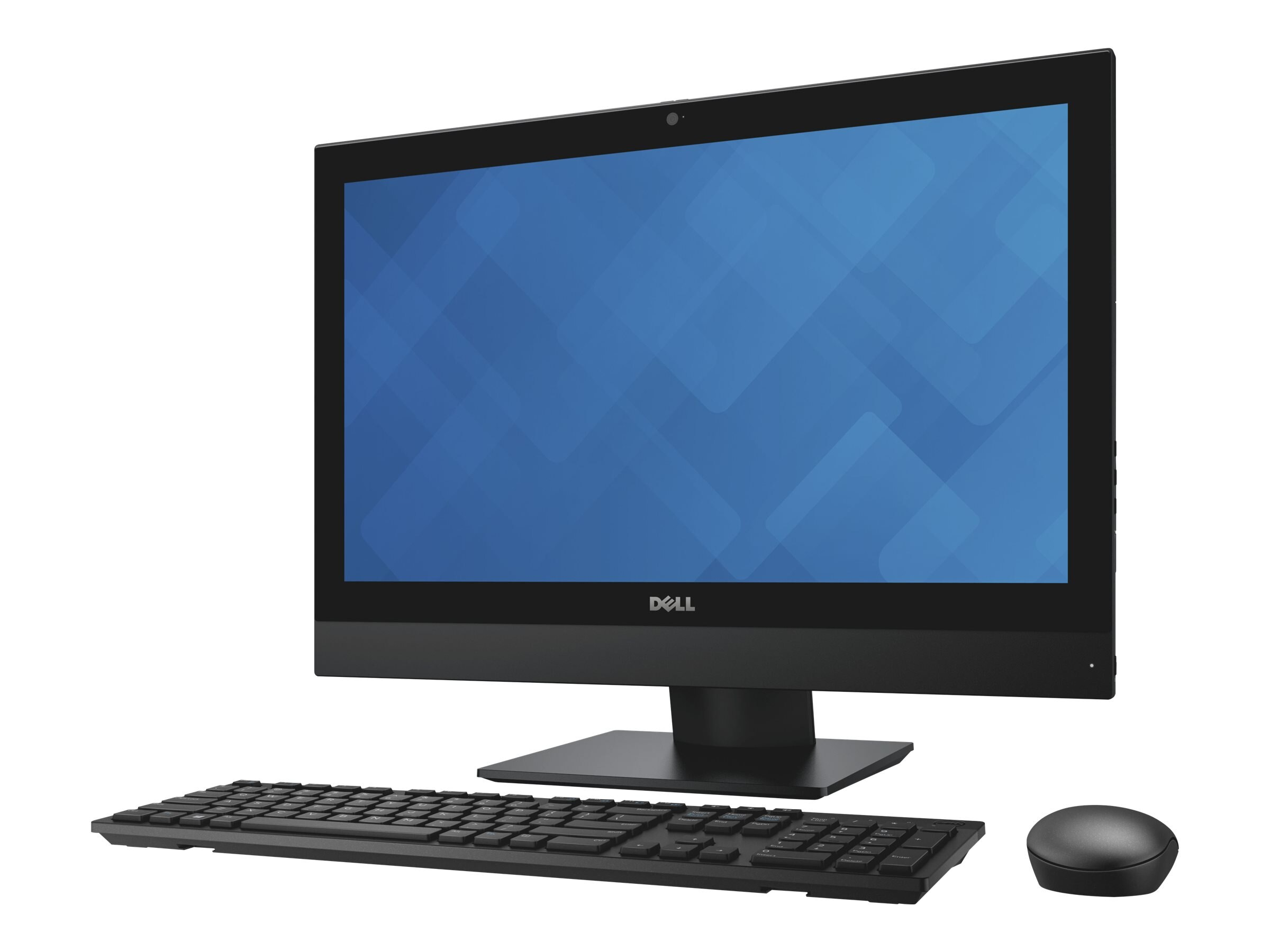Dell OptiPlex 3240 AIO Core i5-6500 3.2GHz 8GB 500GB DVD+RW GbE ac BT WC 21.5 FHD Touch W8.1P64-W10P, 2HD1J, 30983087, Desktops - All-in-One