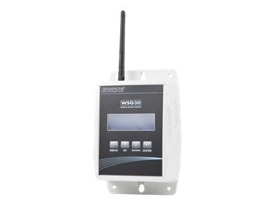 Sensaphone Sensaphone WSG30 Wireless Sens, FGD-WSG30, 16502021, Environmental Monitoring - Indoor