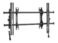 Chief Manufacturing Large FUSION Tilt Wall Mount for 37-63 Displays, Black