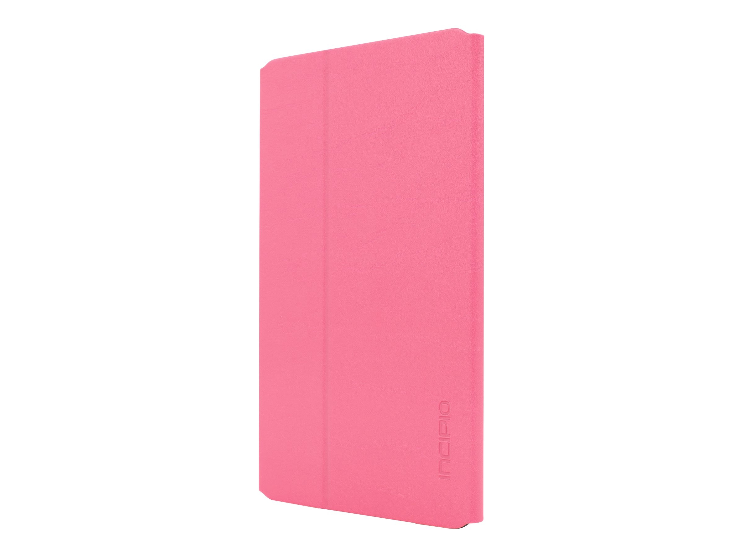 Incipio Faraday Folio Case w  Magnetic Fold-over Closure for iPad mini 4, Pink