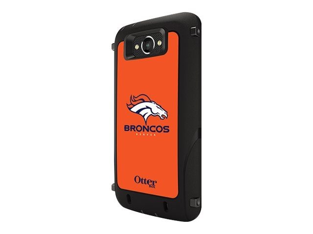 OtterBox Defender Series NFL Denver Broncos for Motorola Droid Turbo, 77-50787