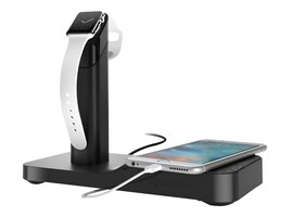 Griffin WatchStand Powered Charging Station, GC41633, 32075525, Battery Chargers
