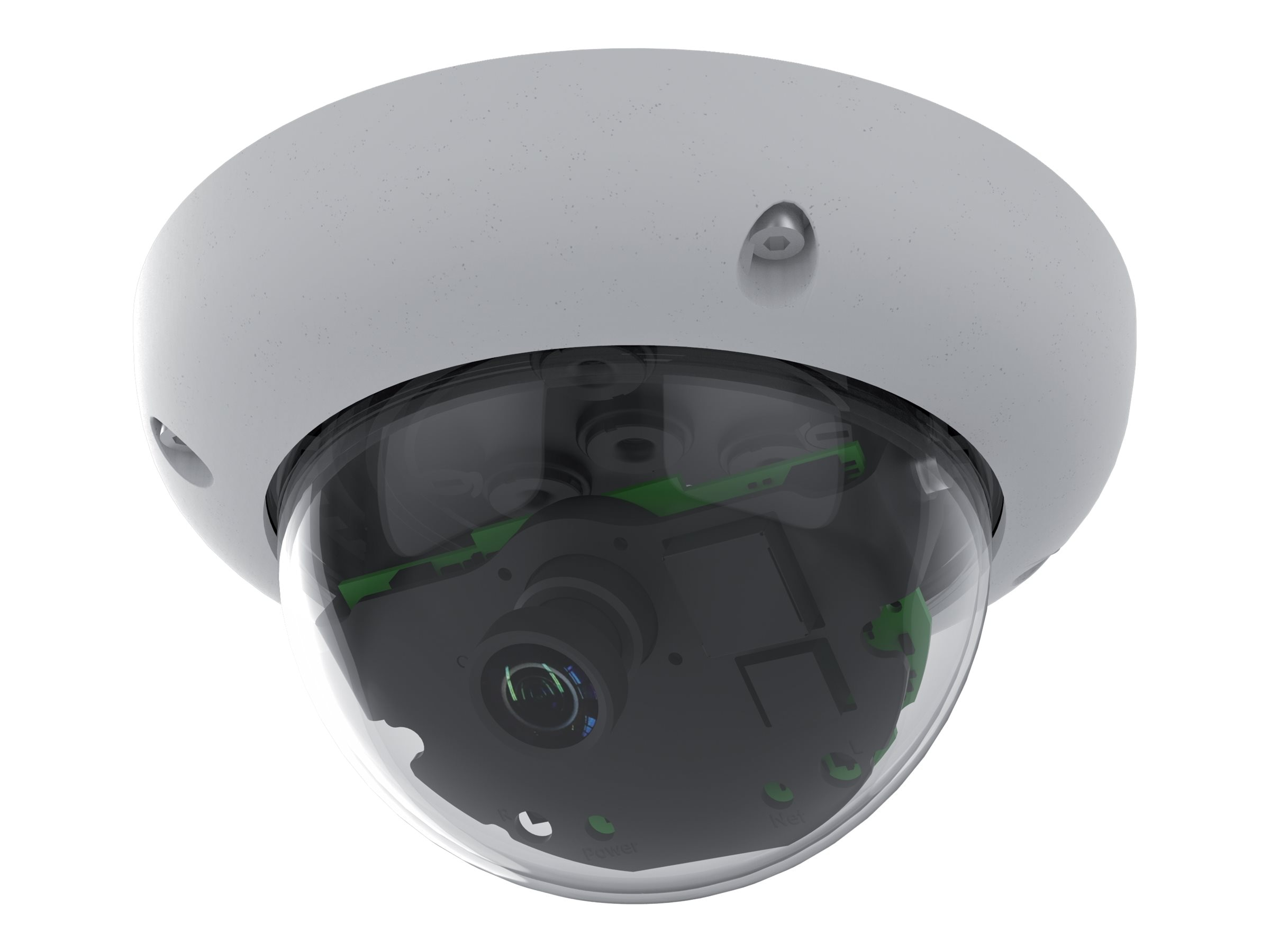 Mobotix 6MP Day Outdoor Network Dome Camera (No Lens)