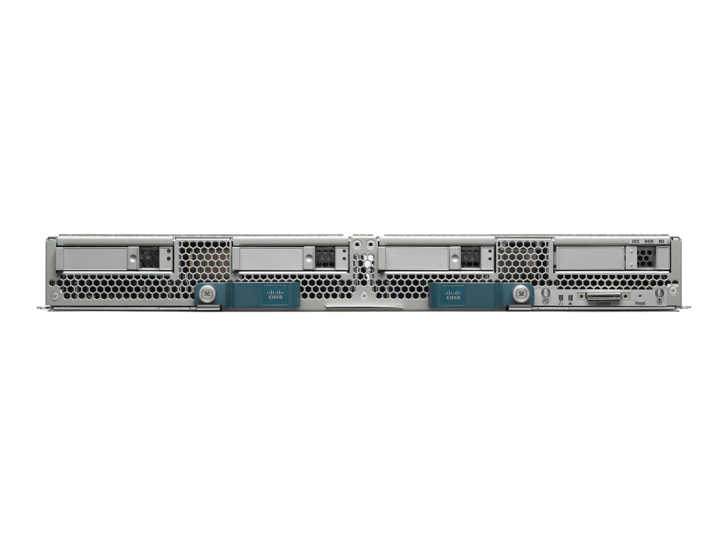 Cisco UCS B420 M3 Blade Server No CPU, Memory, HD