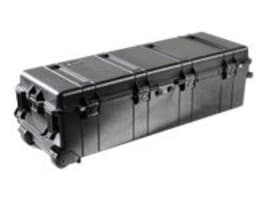 Pelican 1740 Wheeled Transport Case without Foam, Black, 1740-001-110, 12801227, Carrying Cases - Other