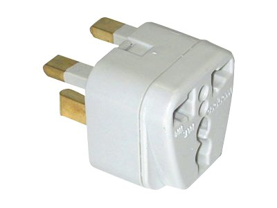Conair Grounded Adapter Plug Great Britain Ireland Hong Kong, NWG135C, 31176421, AC Power Adapters (external)