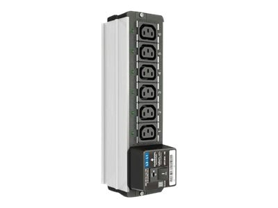 Liebert Receptacle Management (4) IEC-C19 208-240VAC, MPXBRM-NRBD4O23, 10248018, Power Distribution Units